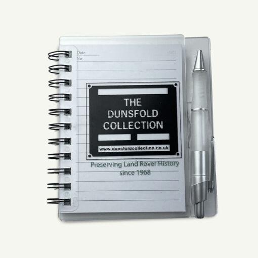 Handy Notebook & Pen
